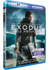 Exodus : Gods and Kings (Blu-ray + Digital HD) - Blu-ray