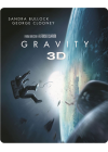 Gravity (Combo Blu-ray 3D + Blu-ray + Copie digitale - Édition boîtier SteelBook) - Blu-ray 3D