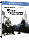 Fast & Furious : Hobbs & Shaw (Combo Blu-ray 3D + Blu-ray - Édition boîtier SteelBook) - Blu-ray 3D