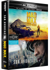 San Andreas + Mad Max : Fury Road (4K Ultra HD + Blu-ray + Copie Digitale UltraViolet) - Blu-ray 4K