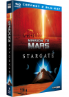 Mission To Mars + Stargate (Pack) - Blu-ray