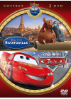 Ratatouille + Cars - DVD