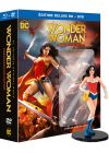 Wonder Woman (Édition Commemorative Deluxe - Blu-ray + DVD + Figurine) - Blu-ray