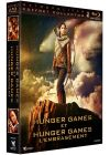 Hunger Games + Hunger Games 2 : L'embrasement (Édition Collector) - Blu-ray