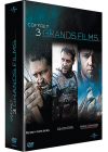 Russell Crowe - 3 grands films : Robin des Bois + Gladiator + Master and Commander - DVD