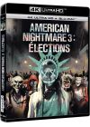 American Nightmare 3 : Élections (4K Ultra HD + Blu-ray + Digital) - Blu-ray 4K