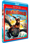 Dragons 2 (Combo Blu-ray 3D + Blu-ray + DVD + Copie digitale) - Blu-ray 3D