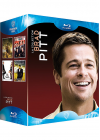 La Collection Brad Pitt : Troie + L'assassinat de Jesse James par le lâche Robert Ford + Mr. & Mrs. Smith + Ocean's 13 (Pack) - Blu-ray