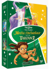 Merlin l'enchanteur + Tarzan 2 - DVD