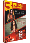 Carrie - La vengeance + Jennifer's Body + 28 jours plus tard (Pack) - DVD
