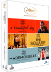 "Coffret ""Festival de Cannes"" : A Beautiful Day + The Square + Mademoiselle (Pack) - DVD"
