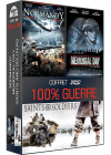 Coffret 100% Guerre : Normandy + Memorial Day + Saints and Soldiers (Pack) - DVD
