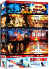 Péril nucléaire - Coffret 5 films : Nuclear Hurricane + Deadly Impact + Descent + Second Impact + Subzero (Pack) - DVD