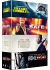 Jason Statham - Coffret : En eaux troubles + Safe + Parker + Homefront (Pack) - DVD