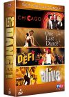 Let's Dance ! - Coffret - Chicago + Alive + Le défi + One Last Dance (Pack) - DVD