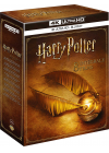 Harry Potter - L'intégrale des 8 films (4K Ultra HD + Blu-ray) - 4K UHD