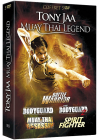 Tony Jaa - Muay Thai Legend : Battle Warrior + Bodyguard + Bodyguard 2 + Muay Thai Assassin + Spirit Fighter (Pack) - DVD