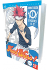 Food Wars ! - Saison 1, Box 1/2 - Blu-ray