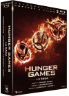 Hunger Games + Hunger Games 2 : L'embrasement + Hunger Games - La Révolte : Partie 1 - Blu-ray