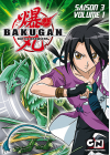 Bakugan Battle Brawlers - Saison 3 - Volume 1 - DVD