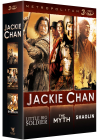 Jackie Chan - Coffret 3 films : Little Big Soldier + The Myth + Shaolin - La légende des moines guerriers (Pack) - DVD