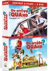 On arrive quand ? + On arrête quand ? (Pack) - DVD