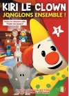Kiri le clown - 1 - Jonglons ensemble ! - DVD