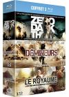 Coffret 3 films - Zero Dark Thirty + Démineurs + Le Royaume (Pack) - Blu-ray