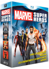 Marvel Super héros - Coffret 4 films (Pack) - Blu-ray