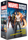Marvel Super héros - Coffret 4 films (Pack) - DVD