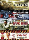 Coffret Catastrophe : Disaster + Péril en altitude + Dark Skies : Pluies acides + Anthrax (Pack) - DVD