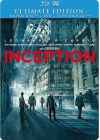 Inception (Ultimate Edition boîtier SteelBook - Combo Blu-ray + DVD) - Blu-ray