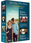 Before Sunrise + Before Sunset + Before Midnight - DVD