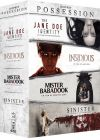 Coffret Maléfices : The Jane Doe Identity + Insidious + Sinister + Mr Babadook (Pack) - DVD