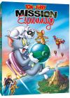 Tom et Jerry : Mission espionnage - DVD