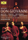 Anna Netrebko : Don Giovanni - DVD
