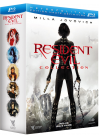 Resident Evil Collection : Resident Evil + Resident Evil : Apocalypse + Resident Evil : Extinction + Resident Evil : Afterlife + Resident Evil : Retribution (Pack) - Blu-ray