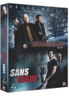 Bruce Willis : Braqueurs + Sans issue (Pack) - Blu-ray