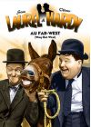 Laurel & Hardy - Laurel et Hardy au Far West (Version colorisée) - DVD