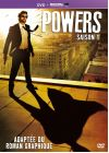 Powers - Saison 1 (DVD + Copie digitale) - DVD