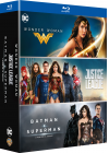 DC Universe - Coffret 3 films : Justice League + Wonder Woman + Batman v Superman : L'aube de la justice (Pack) - Blu-ray