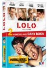 "Coffret Dany Boon : Lolo + Eyjafjallajökull ... sinon dites ""Le volcan"" (Pack) - DVD"