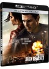Jack Reacher: Never Go Back (4K Ultra HD + Blu-ray) - Blu-ray 4K