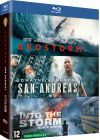 "Coffret ""Catastrophes naturelles"" : Geostorm + San Andreas + Blackstorm (Pack) - Blu-ray"