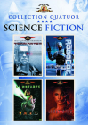 Science Fiction - Coffret : Terminator + Robocop + La mutante + La mutante II - DVD