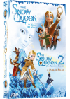 The Snow Queen, La Reine des Neiges + The Snow Queen 2, La Reine des Neiges : Le Miroir Sacré - DVD