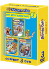 Quoi d'neuf Scooby-Doo ? - Coffret - Volume 1, 2 & 3 (Pack) - DVD