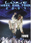 Lorie - Week End Tour 2004 (Édition Collector) - DVD