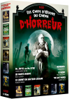 Les chefs-d'oeuvre du cinéma d'horreur : Dr. Jekyll and Mr. Hyde + Les morts-vivants + Le cabinet du docteur Caligari + Nosferatu + Le Golem + The Lost World (Pack) - DVD