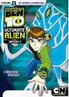 Ben 10 Ultimate Alien - Saison 2 - Volume 1 - Viktor, la créature - DVD